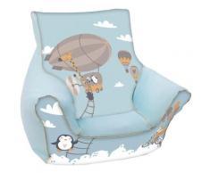 Knorrtoys Sitzsack Balloon, für Kinder; Made in Europe bunt Kinder Sitzsäcke Kindermöbel