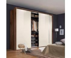 nolte Möbel Schwebetürenschrank Marcato 1C, braun, nussbaum
