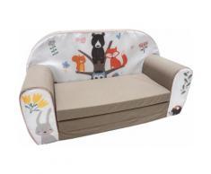 Knorrtoys Sofa Forest bunt Kinder Kindersessel Kindersofas Kindermöbel Sofas