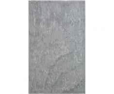 Teppich, Majestik 1000, Sehrazat, rechteckig, Höhe 5 mm, gedruckt grau Moderne Teppiche