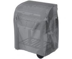 Tepro Grill-Schutzhülle, BxLxH: 104x48x102 cm, für Grillwagen klein grau Grill-Schutzhülle Grill SOFORT LIEFERBARE Haushaltsgeräte