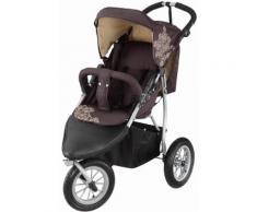 knorr-baby Jogger-Kinderwagen, »Joggy S, chocolate-beige«, braun, Unisex, choco-beige