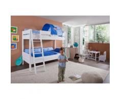 Relita Etagenbett blau Kinder Kinderbetten Kindermöbel