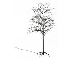 LED Dekolicht Trauerweide, Warmweiß, LED-Baum, warmweiß, Höhe 150 cm braun LED-Lampen LED-Leuchten Lampen Leuchten sofort lieferbar