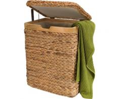 Home affaire Wäschebox, beige, natur
