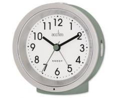Acctim Wecker Quarzwecker Acctim, (1 tlg.) grün Uhren SOFORT LIEFERBARE Wohnaccessoires