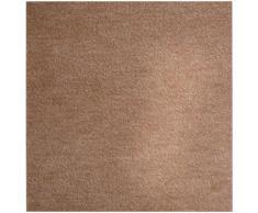 Andiamo Teppichboden Catania, rechteckig, 8 mm Höhe, Meterware, Breite 400 cm, uni, Wunschmaßlänge beige Bodenbeläge Bauen Renovieren
