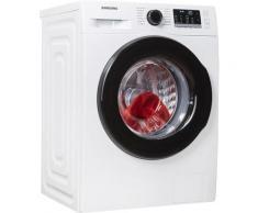 Samsung Waschmaschine WW81TA049AE/EG, 8 kg, 1400 U/min, FleckenIntensiv-Funktion B (A bis G) weiß Waschmaschinen Haushaltsgeräte