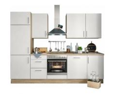 S+ by Störmer Küchenzeile Melle Basis, weiß, weiß matt