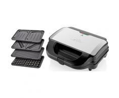 eta 4-in-1-Sandwichmaker SORENTO ETA315190010, 900 W schwarz Küchenkleingeräte SOFORT LIEFERBARE Haushaltsgeräte
