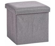 Zeller Present Truhe, zum Sitzen grau Truhen Kleinmöbel
