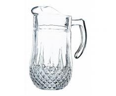 ECLAT Wasserkrug Longchamp farblos Karaffen, Krüge und Dekanter Geschirr, Porzellan Tischaccessoires Haushaltswaren Karaffen