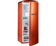 GORENJE Kühlschrank, 154 cm hoch, 60 breit EEK A+++ braun Kühlschränke Haushaltsgeräte Kühlschrank