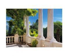 Fototapete Papiertapete Villa Liguria Komar, bunt, bunt