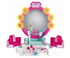 Klein Schminktisch Barbie Schönheitsstudio Tischversion mit Zubehör, bunt, bunt