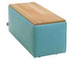 TOM TAILOR Tischelement ELEMENTS, Tischplatte in Buche natur, als Couchtisch oder Sofaelement einsetzbar blau Sofas Couches Möbel sofort lieferbar