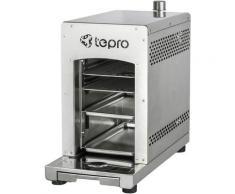Tepro Gasgrill Toronto Steakgrill, BxTxH: 23x56x41 cm silberfarben Grill SOFORT LIEFERBARE Haushaltsgeräte