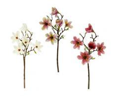 my home Kunstblume Maira, 3er Set beige Künstliche Zimmerpflanzen Kunstpflanzen Wohnaccessoires