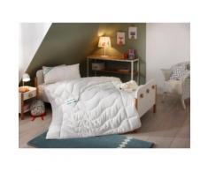 Lüttenhütt Kinderbettdecke + Kopfkissen TENCEL™, (Spar-Set), sorgt für gesunden und angenehmen Schlaf weiß Kinder Bettdecken Bettdecken, Unterbetten