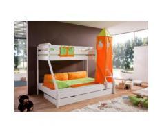 Relita Etagenbett Mike bunt Kinder Kinderbetten Kindermöbel