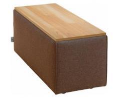 TOM TAILOR Tischelement ELEMENTS, Tischplatte in Buche natur, als Couchtisch oder Sofaelement einsetzbar braun Sofas Couches Möbel sofort lieferbar