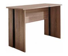 BMG Schreibtisch Nizza beige Schreibtische Bürotische und Büromöbel Tisch