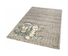 Sigikid Kinderteppich Patchwork Sweetys, rechteckig, 13 mm Höhe beige Kinder Kinderteppiche mit Motiv Teppiche