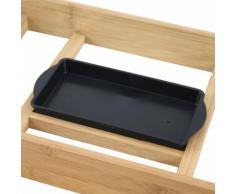 Emerio Teppanyakigrill TG-110281.1, 1500 Watt schwarz Elektrogrills Grill Haushaltsgeräte Tischgrill