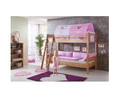 Relita Etagenbett rosa Kinder Kindermöbel Nachhaltige Möbel