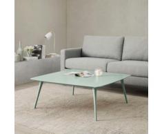andas Couchtisch Lisen, Design by Morten Georgsen, Quadratisch, in 2 modernen Farben grün Holz-Couchtische Holztische Tische