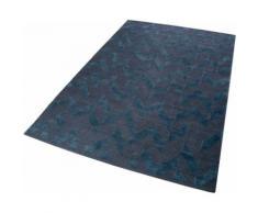 Esprit Teppich Feel4U Kelim, rechteckig, 6 mm Höhe, Wohnzimmer grün Wohnzimmerteppiche Teppiche nach Räumen