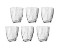BOHEMIA SELECTION Gläser-Set Georgia (6-tlg.) farblos Whiskygläser Gläser Glaswaren Haushaltswaren Trinkgefäße
