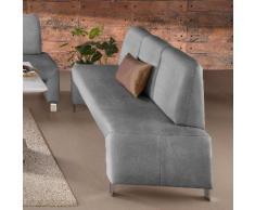 exxpo - sofa fashion Polsterbank Intenso, Frei im Raum stellbar grau Polsterbänke Sitzbänke Stühle