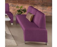 exxpo - sofa fashion Polsterbank Intenso, Frei im Raum stellbar lila Polsterbänke Sitzbänke Stühle