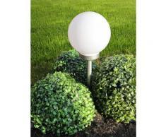 BONETTI LED Gartenleuchte Gartenleuchte, LED-Board weiß LED-Lampen LED-Leuchten Lampen Leuchten sofort lieferbar