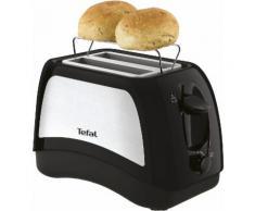 Tefal Toaster TT131D Delfini Plus, für 2 Scheiben, 850 Watt schwarz Haushaltsgeräte