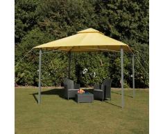 Tepro Pavillon Waya, BxTxH: 330x330x180 cm gelb Pavillons Garten Balkon