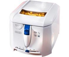 De'Longhi Fritteuse F 27201, 1800 Watt, Fassungsvermögen 2 Liter weiß Haushaltsgeräte Elektrogeräte