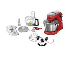 BOSCH Küchenmaschine OptiMUM MUM9A66R00, 1600 Watt, Schüssel 5,5 Liter rot Multifunktionsküchenmaschinen Küchenmaschinen Haushaltsgeräte ohne Kochfunktion