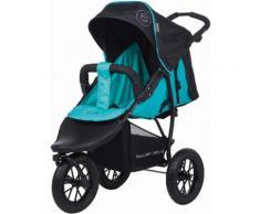 knorr-baby Jogger-Kinderwagen, »Joggy S Happy Colour, blau«, blau, Unisex, blau