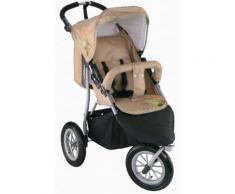 knorr-baby Jogger-Kinderwagen, »Joggy S, camel-fleury«, natur, Unisex, camel-fleury