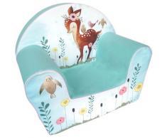 Knorrtoys Sessel Fawn bunt Kinder Kindersessel Kindersofas Kindermöbel