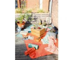 Picknickdecke Picnic, BIEDERLACK rosa Kunstfaserdecken Decken Wohndecken
