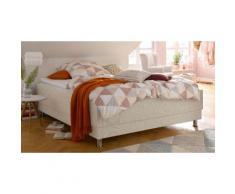 Breckle Polsterbett, ohne Kopfteil beige Polsterbetten Betten Schlafzimmer Polsterbett