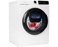 Samsung Waschmaschine WW81T854ABT/S2, WW8500T, WW81T854ABT, 8 kg, 1400 U/min, QuickDrive™ A (A bis G) weiß Waschmaschinen Haushaltsgeräte