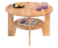 Home affaire Couchtisch Innsbruck beige Couchtische rund oval Tische Tisch