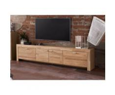 Premium collection by Home affaire Lowboard Sintra, Breite 205 cm braun Lowboards Kommoden Sideboards
