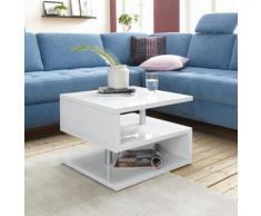 Couchtisch, mit Ablagemöglichkeit weiß Couchtisch Couchtische Tische Möbel sofort lieferbar
