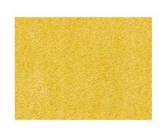 Vorwerk Teppichboden SUPERIOR 1064, rechteckig, 11 mm Höhe, Soft-Glanz-Saxony, 500 cm Breite gelb Bodenbeläge Bauen Renovieren