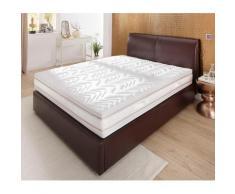 Kaltschaummatratze Medisan DeLuxe KS, Schlaf-Gut, 24 cm hoch weiß Allergiker-Matratzen Matratzen und Lattenroste Matratze